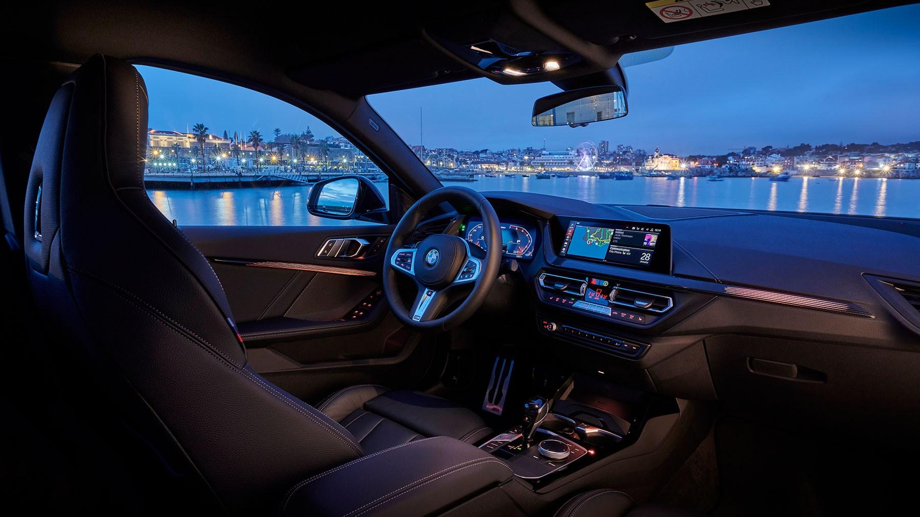 BMW 2-series Gran Coupe interior