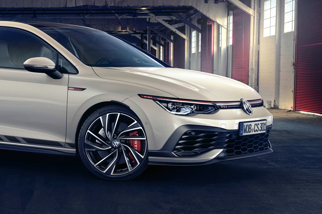 GTI clubsport front