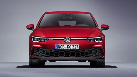 golf gti front