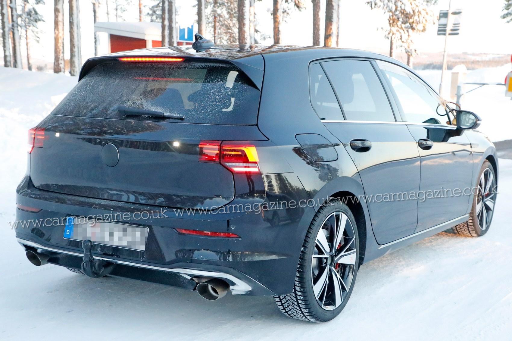 New Vw Golf Gti Performance Polish V8 0 Car Magazine
