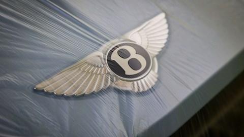 Bentley factory in Crewe shutdown
