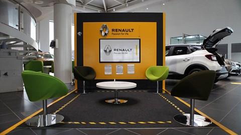 Car dealerships open post coronavirus
