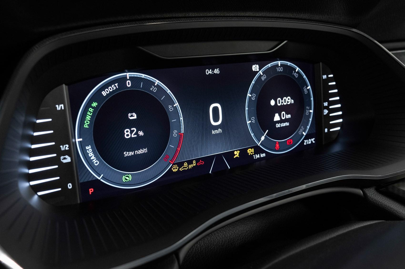 Skoda Octavia Vrs Iv Plug In Hybrid Revealed Car Magazine