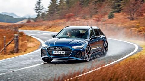 New 2020 Audi RS6 Avant