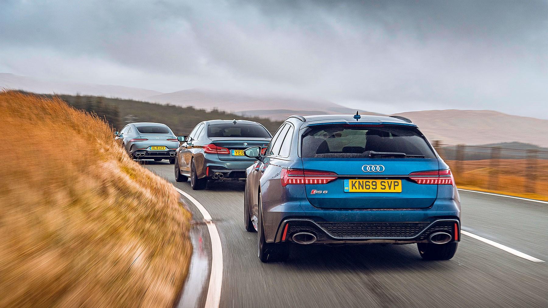 Kelebihan Audi M5 Perbandingan Harga