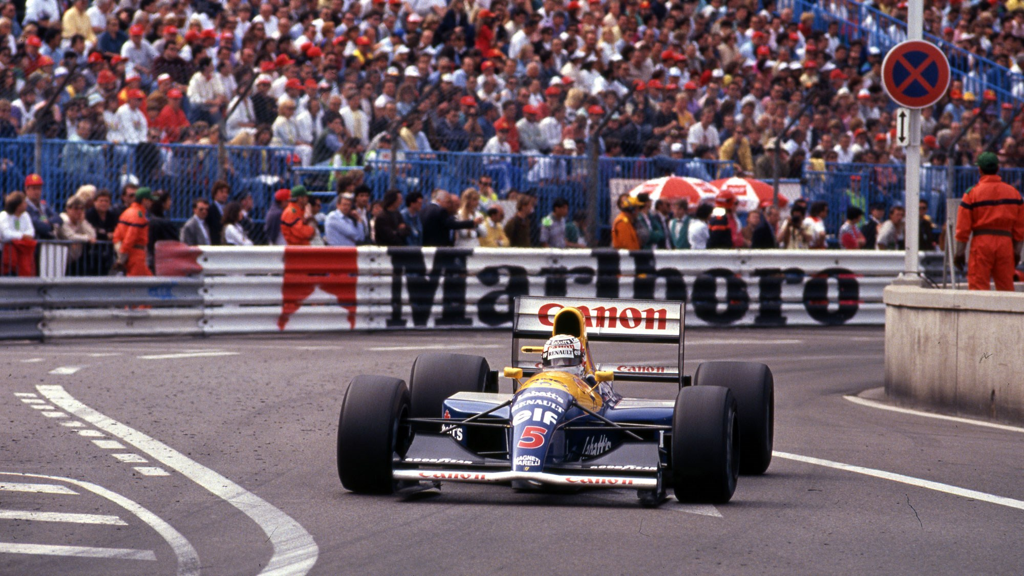 Williams F1 : its best ever racing cars