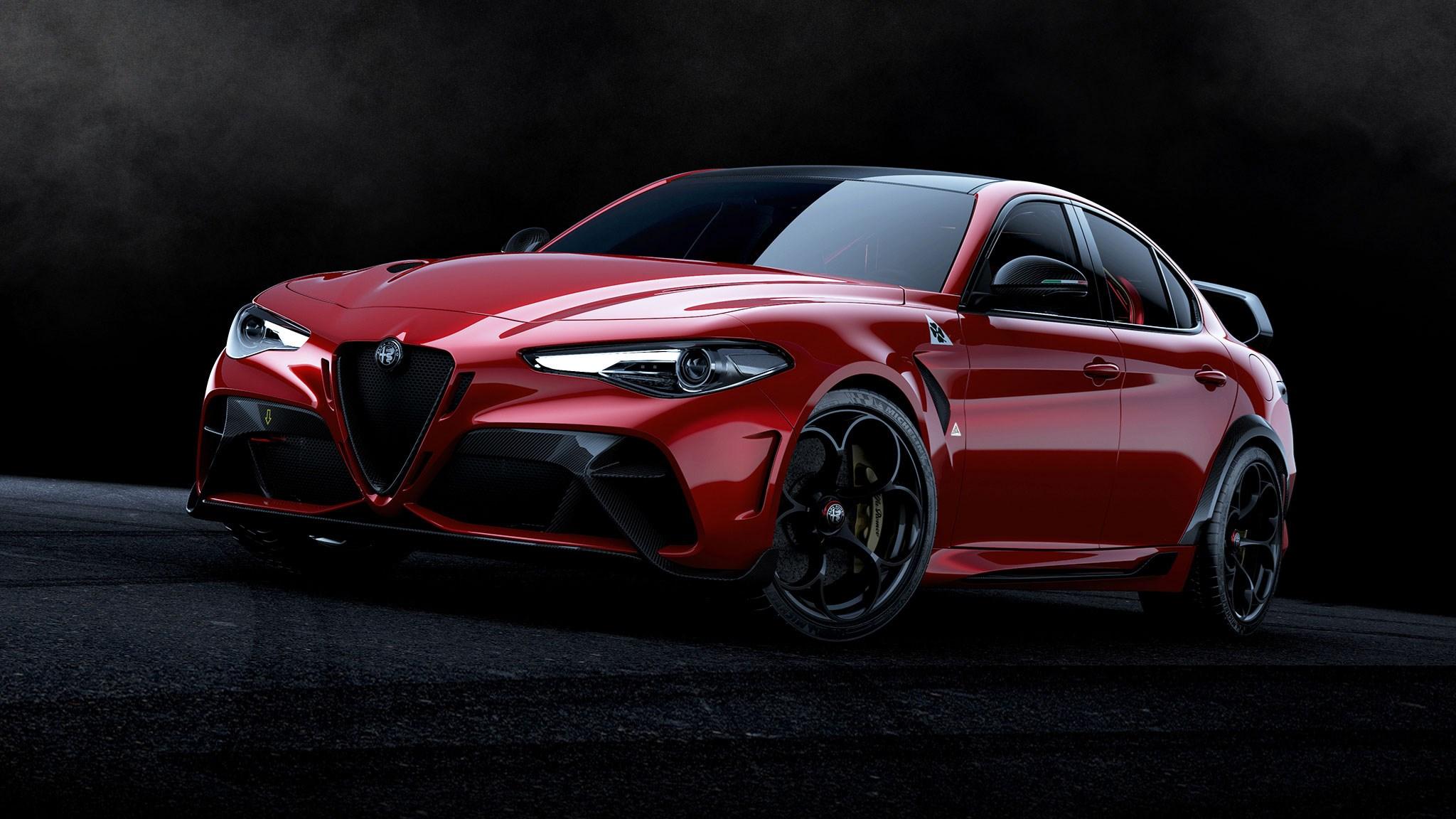 Alfa Romeo Giulia Quadrifoglio updated for 2020 | CAR Magazine