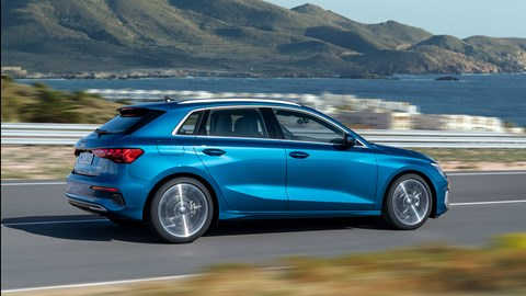 New 2020 Audi A3 Sportback