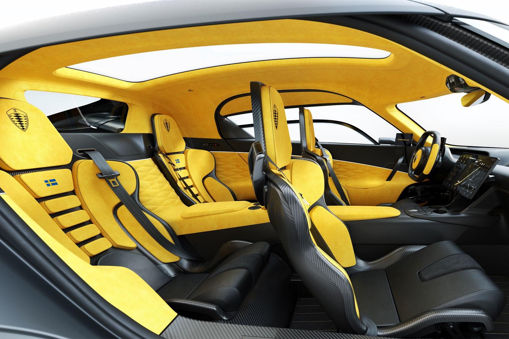 Koenigsegg Gemera  U2013 New 1700bhp Four