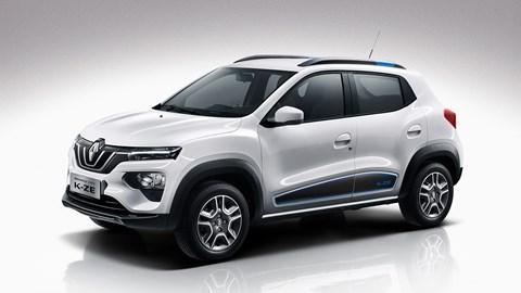Dacia Spring's origin - the Renault City K-ZE