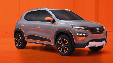 2021 Dacia Spring EV