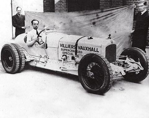 They were even at it in the early days of the motor car: Vauxhall Villiers is proof