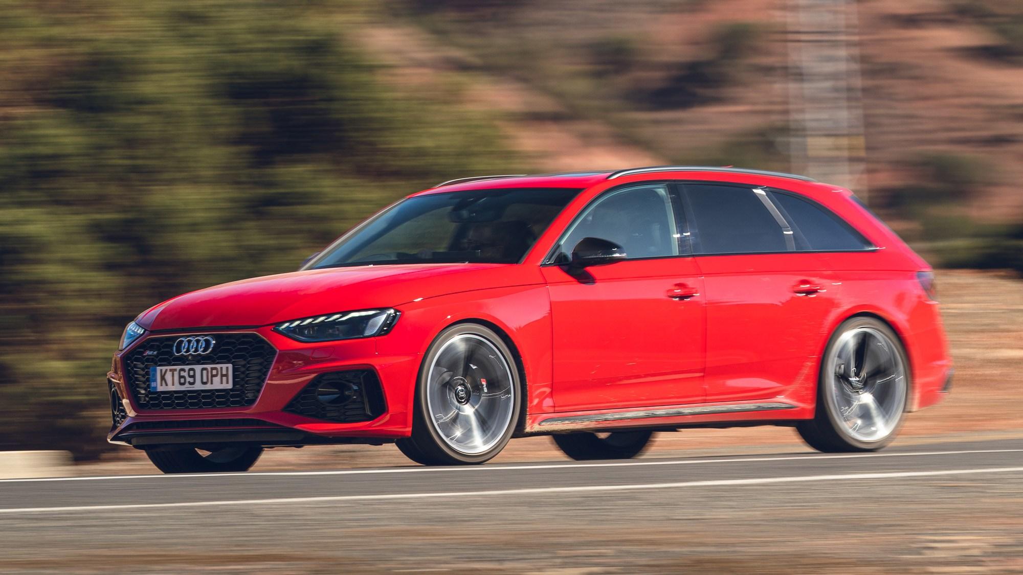 Kekurangan Audi A4 Rs Spesifikasi