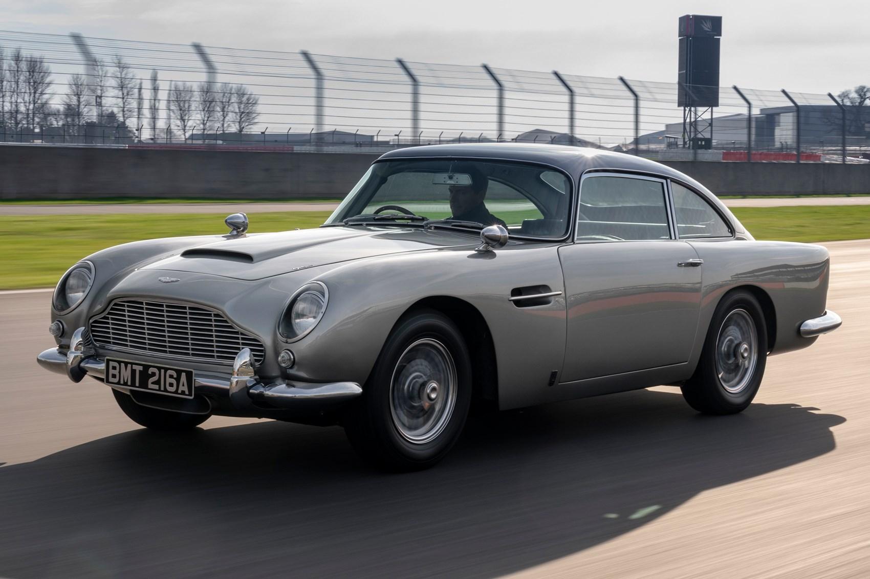 Driving The Classics Aston Martin Db5 Review Car Magazine