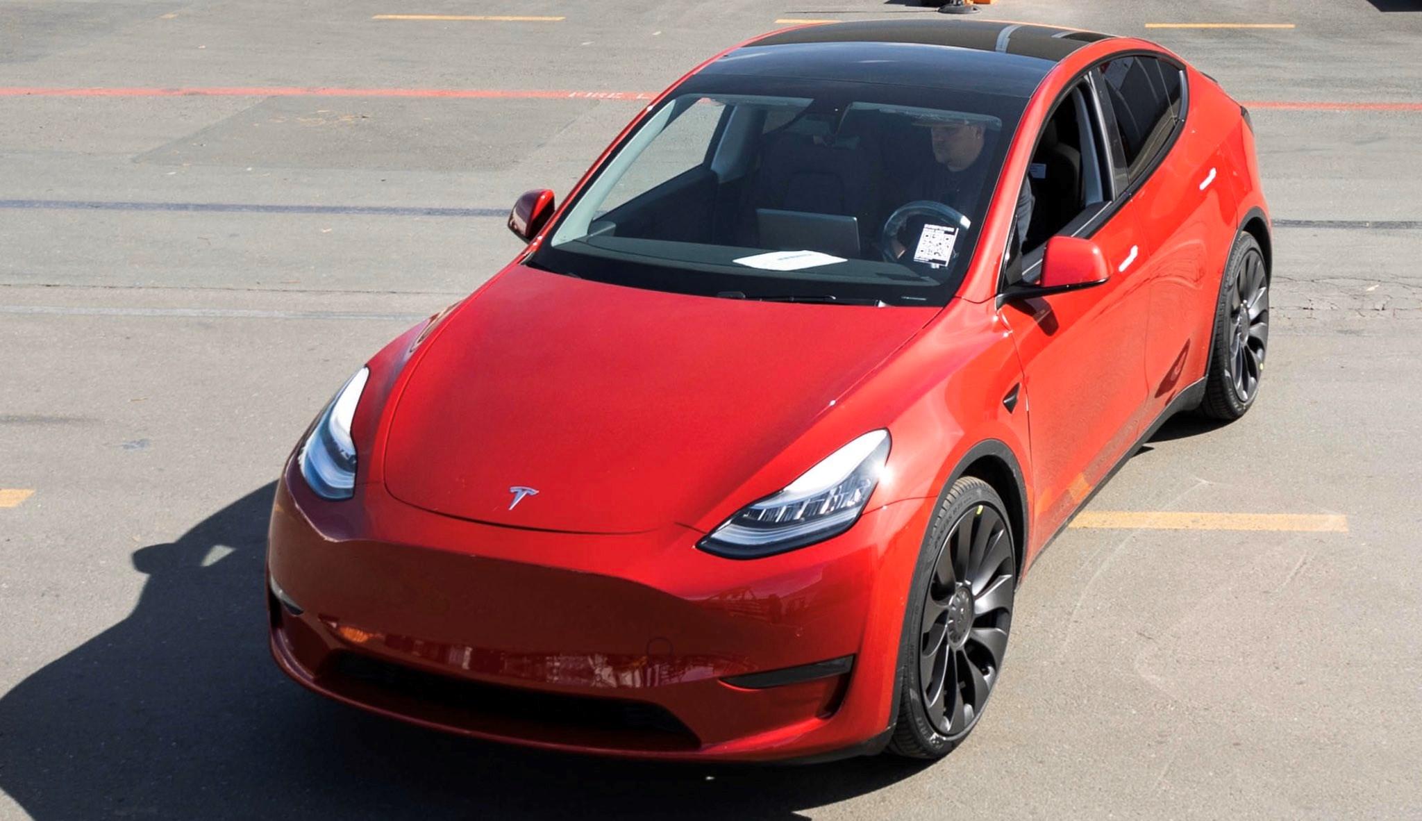 Tesla has now built 1 million cars