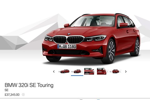 3-series touring config