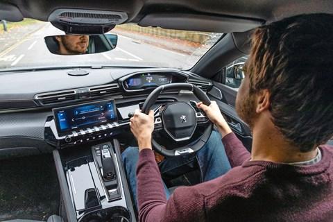 508 SW LTT Ben driving
