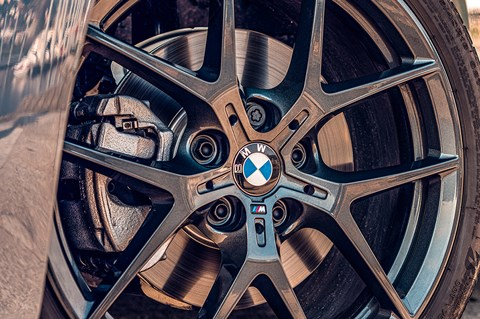 Bmw 1-series wheel