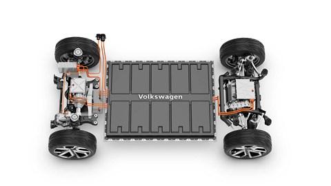Volkswagen MEB electric platform