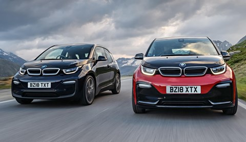 BMW i3: qualifies for a Plug-in Car Grant
