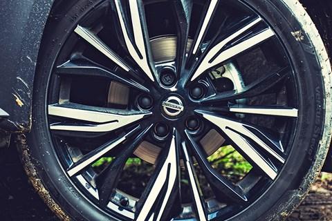 Juke LTT wheel