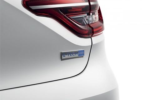 Renault hybrid cars