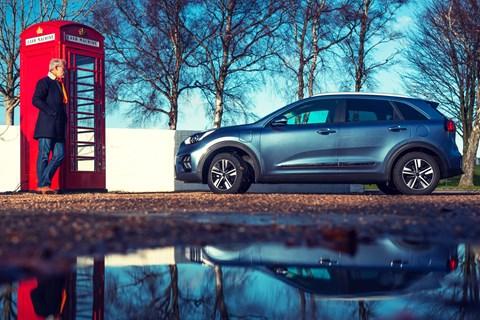 Kia Niro PHEV long-term test by CAR magazine