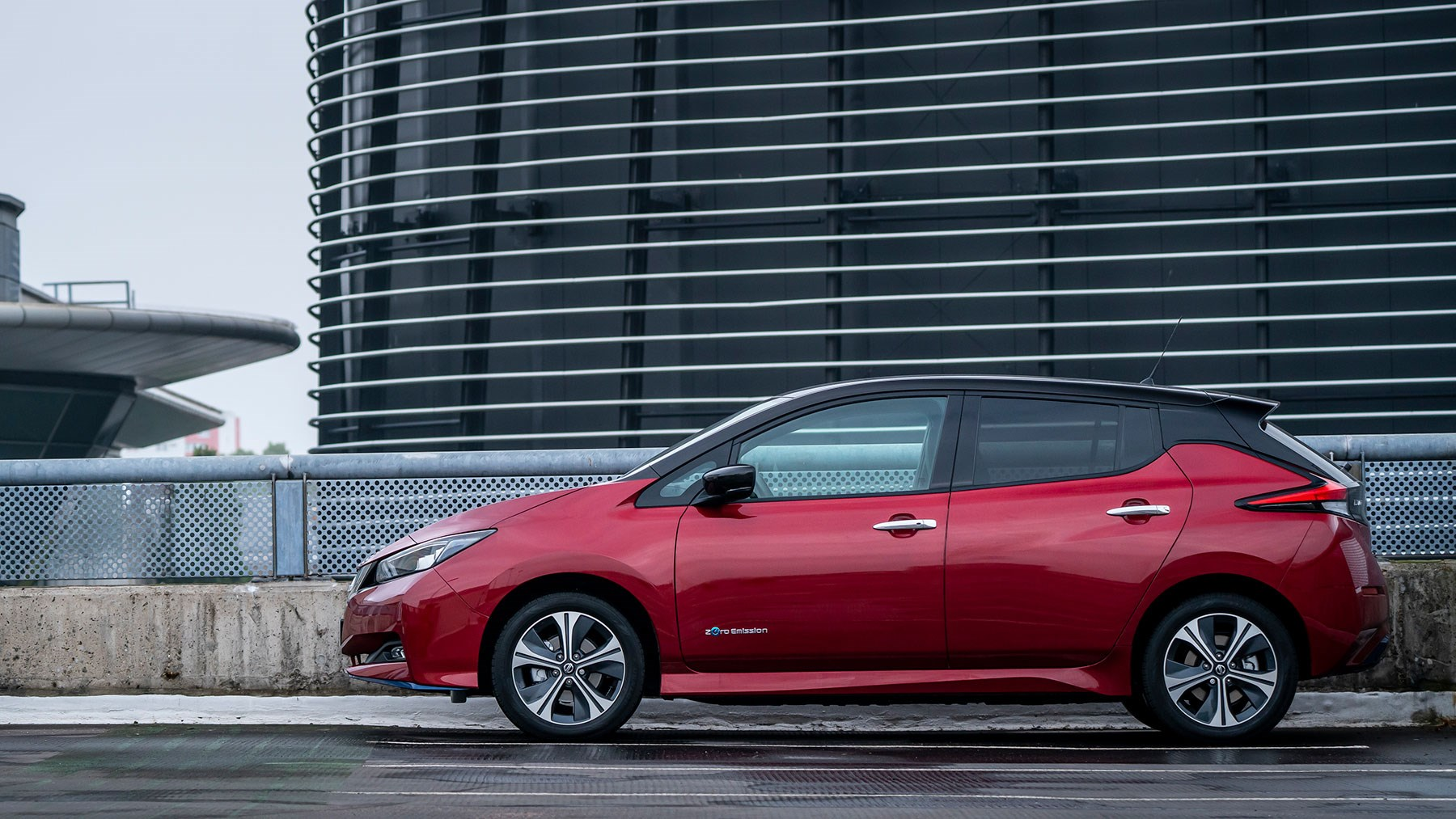 Nissan Leaf review by CAR magazine UK