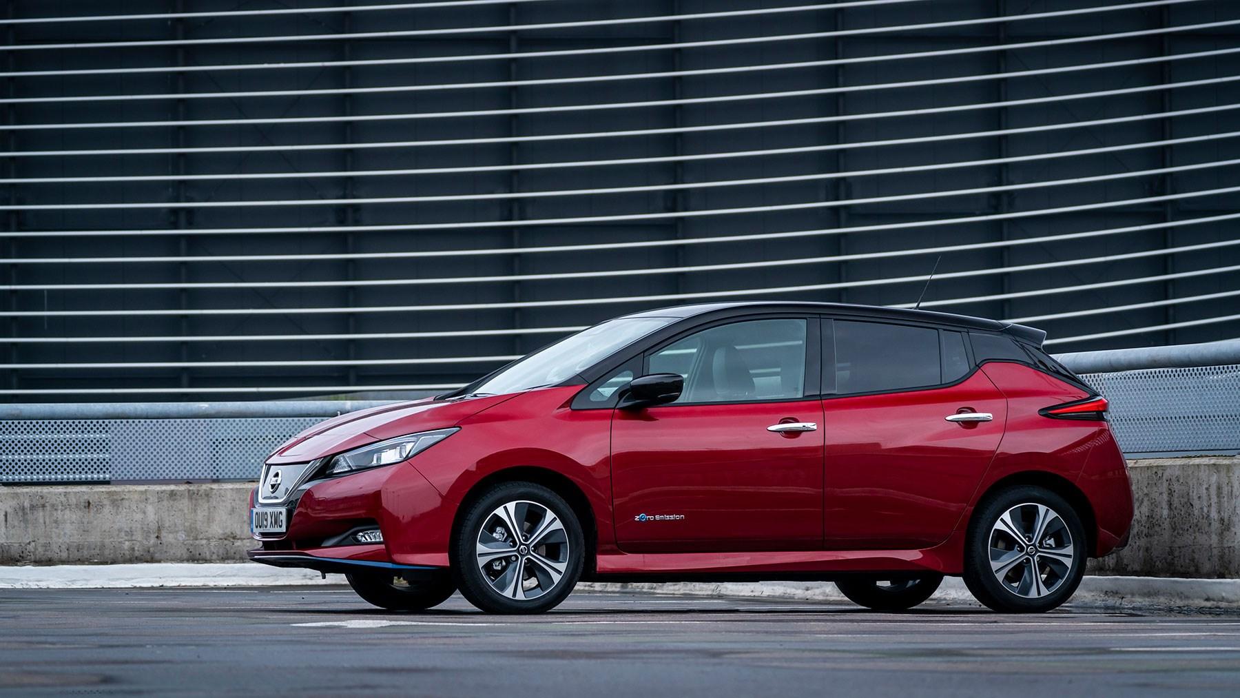Nissan Leaf UK review