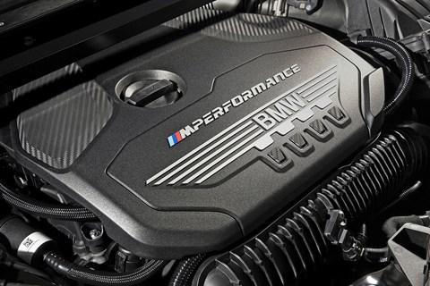 X2 M35i engine