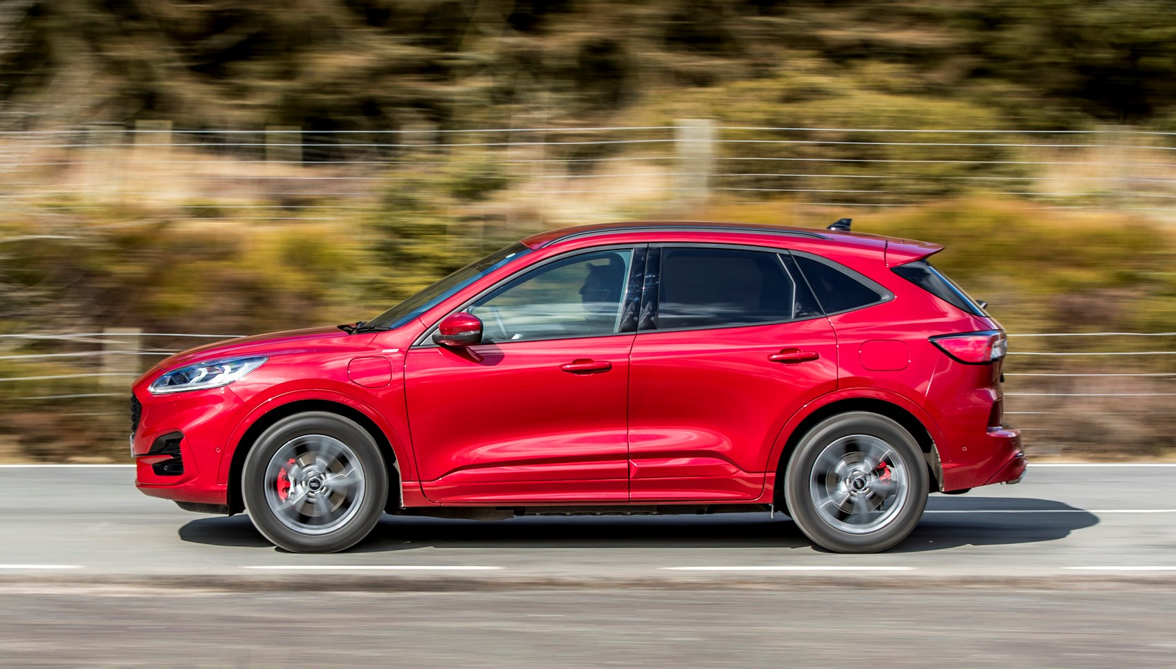 2020 Ford Kuga Review Car Magazine