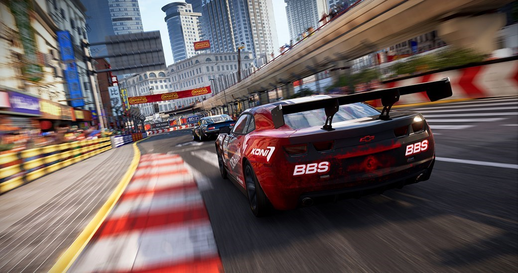 Grid: Best racing game to play during lockdown?