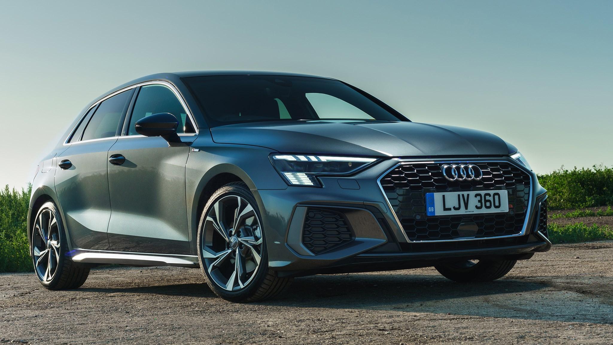 New Audi A3 Sportback review 2020