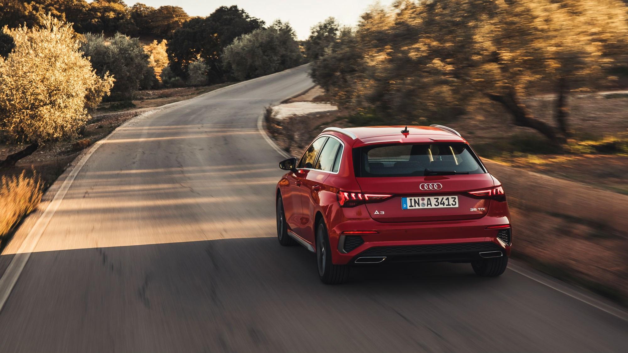 Audi A3 Sportback review 2020