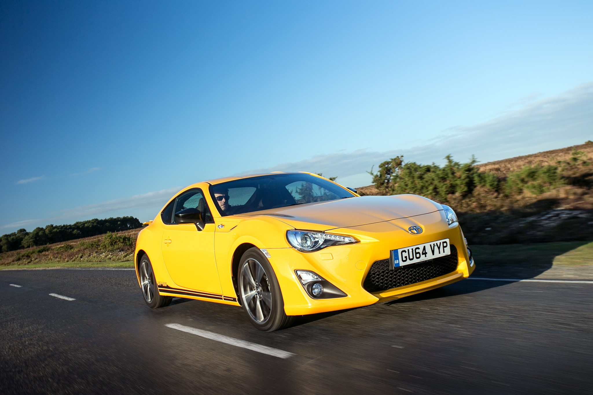 Toyota Gt86 Giallo Edition 2015 Review By Car Magazine