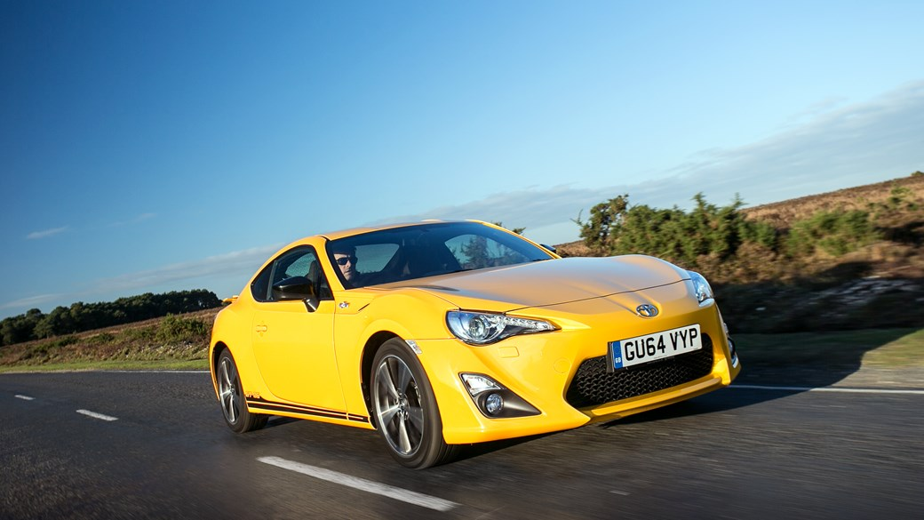 Beautiful Toyota GT86 Giallo Edition Will Be Limited To 86 Cars In The UK