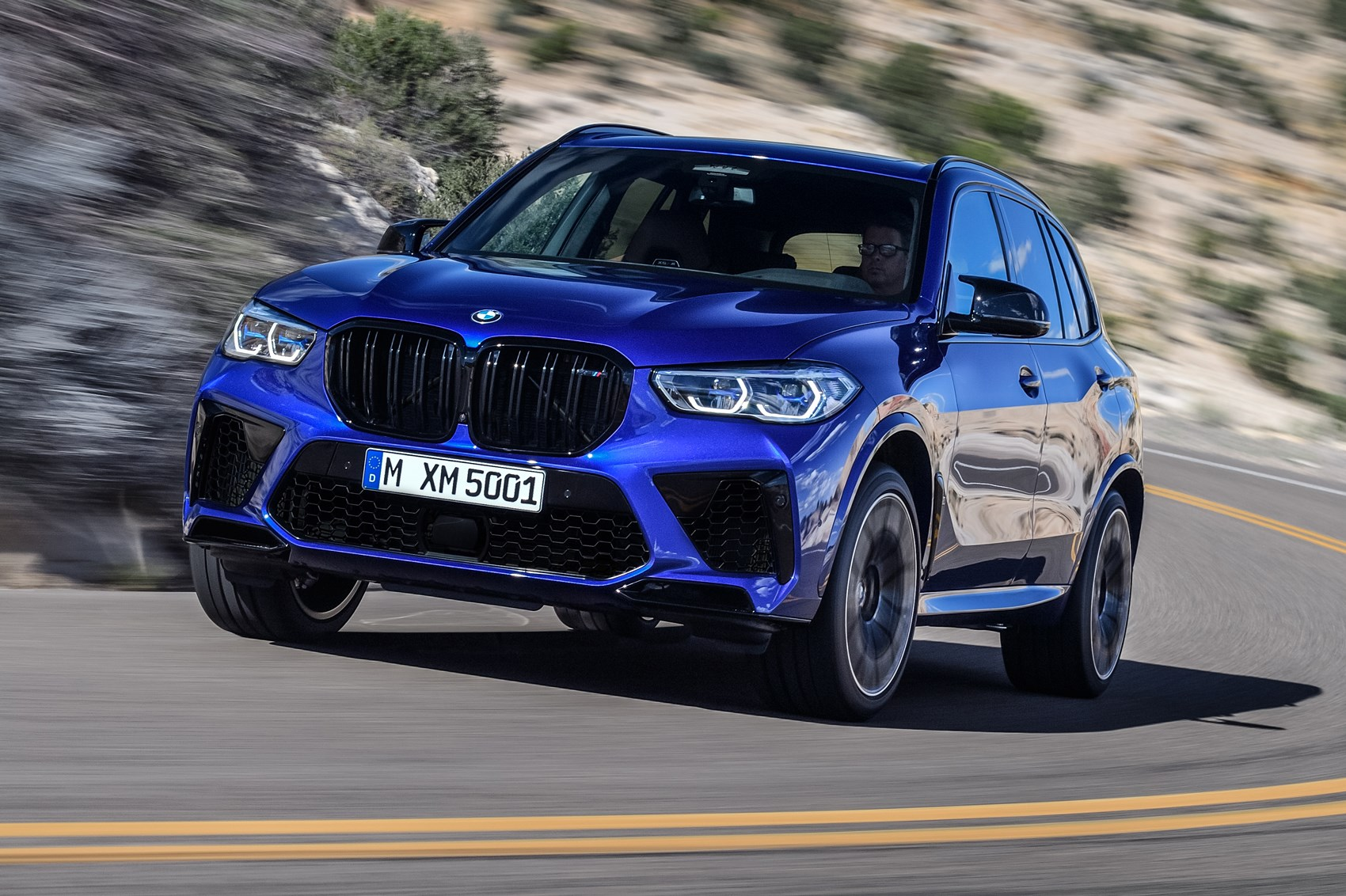 Bmw X5 M Competition 2020 Review Greyhound Meets Bus Car Magazine