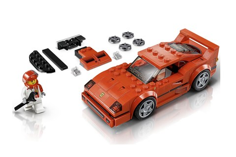 Lego F40 Speed Champs