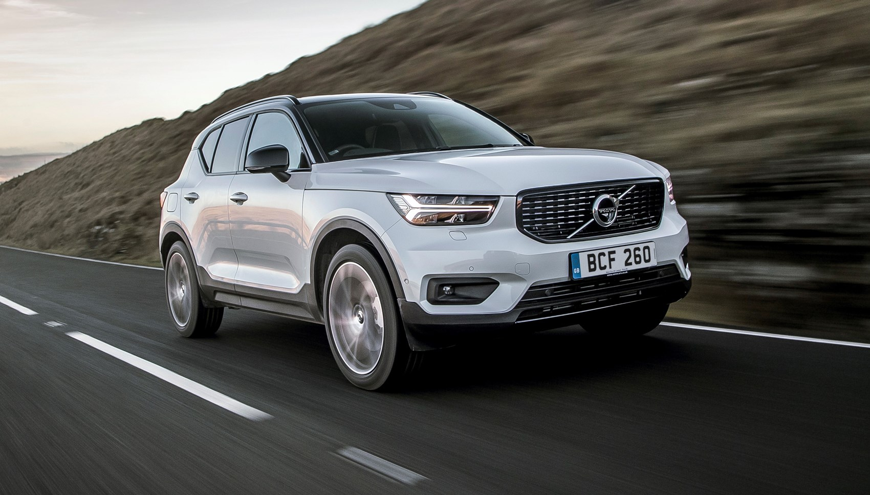 volvo xc40 recharge phev hybrid (2020) review: the numbers