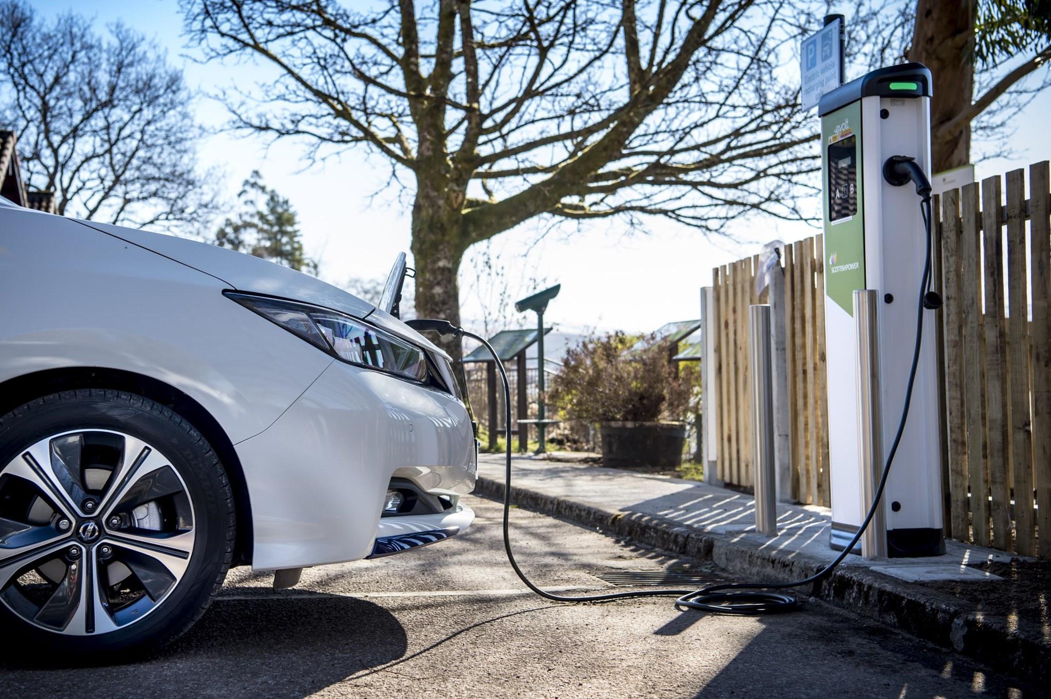 Electric car tax: changes this April could save EV owners a bundle