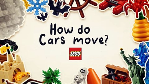 How do cars work and move?