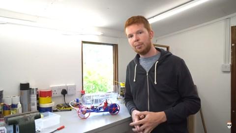 Build an air powered car