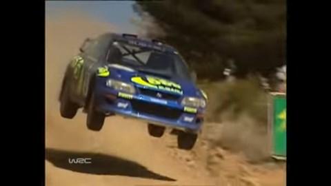 WRC greatest drivers - Colin McRae