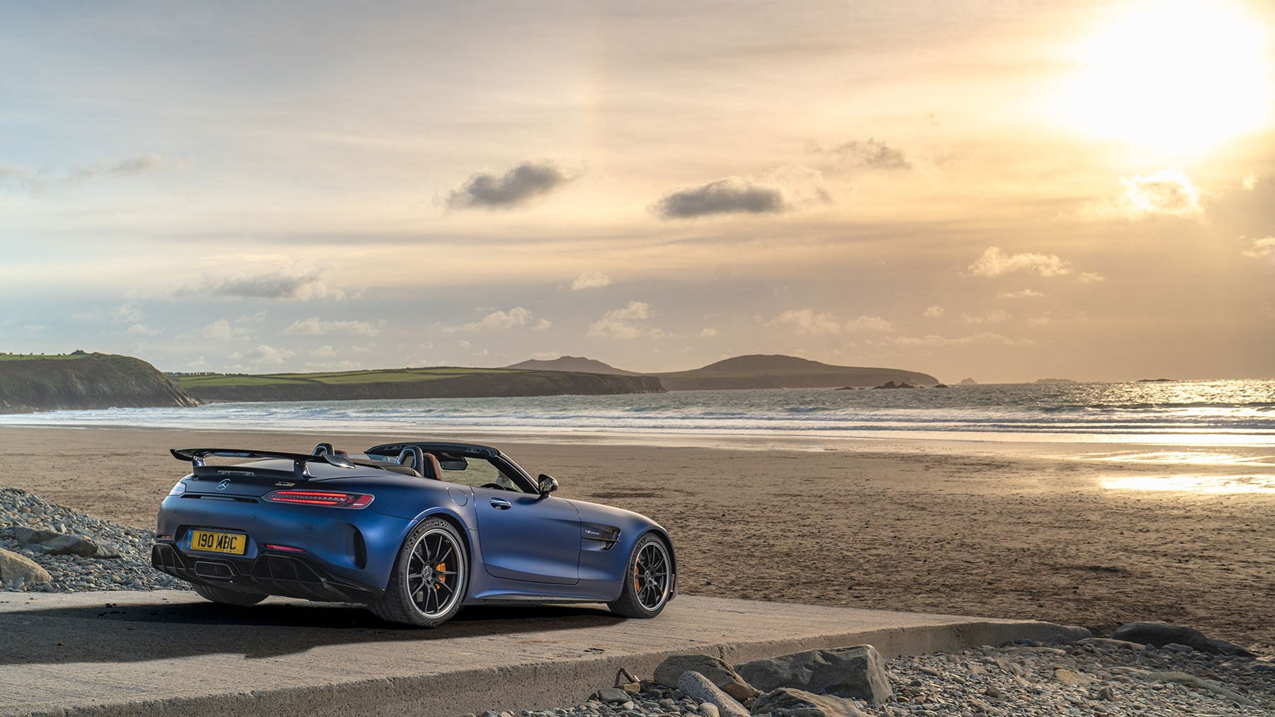 Mercedes-AMG GT R Roadster price is £178,675