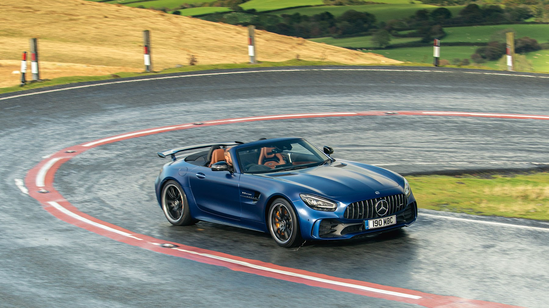 Mercedes-AMG GT R Roadster (2020) review