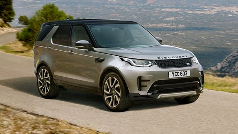 Land Rover Discovery Landmark 2020 Review Don T You Forget About Me Car Magazine
