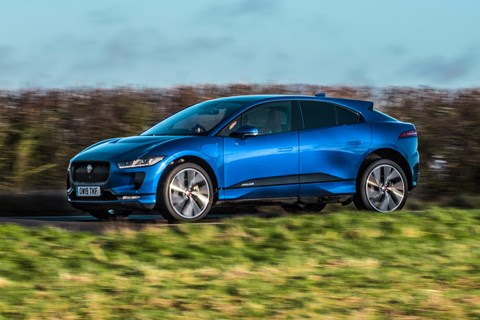 i-pace side pan