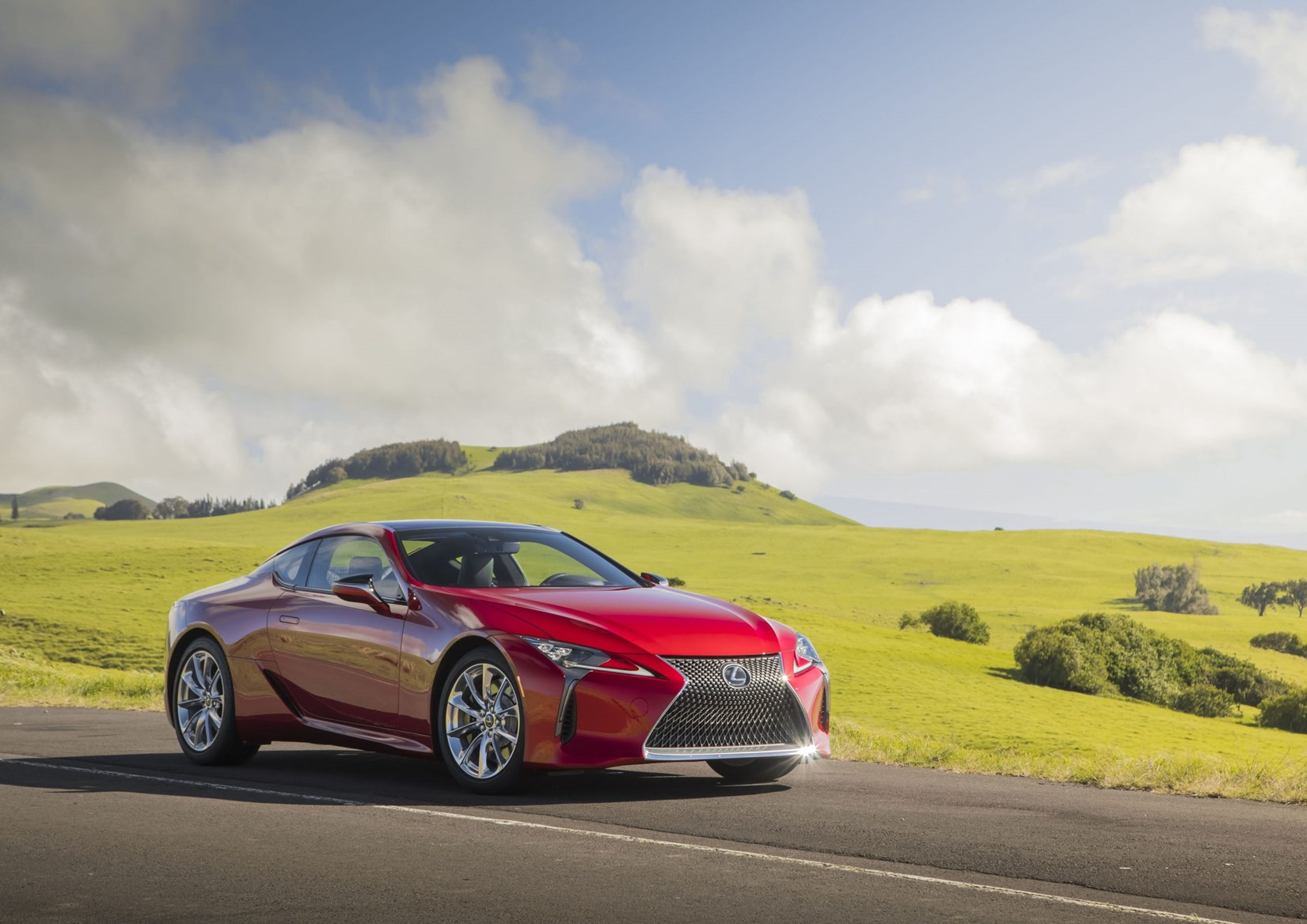 lexus lc coupe 2021  car magazine