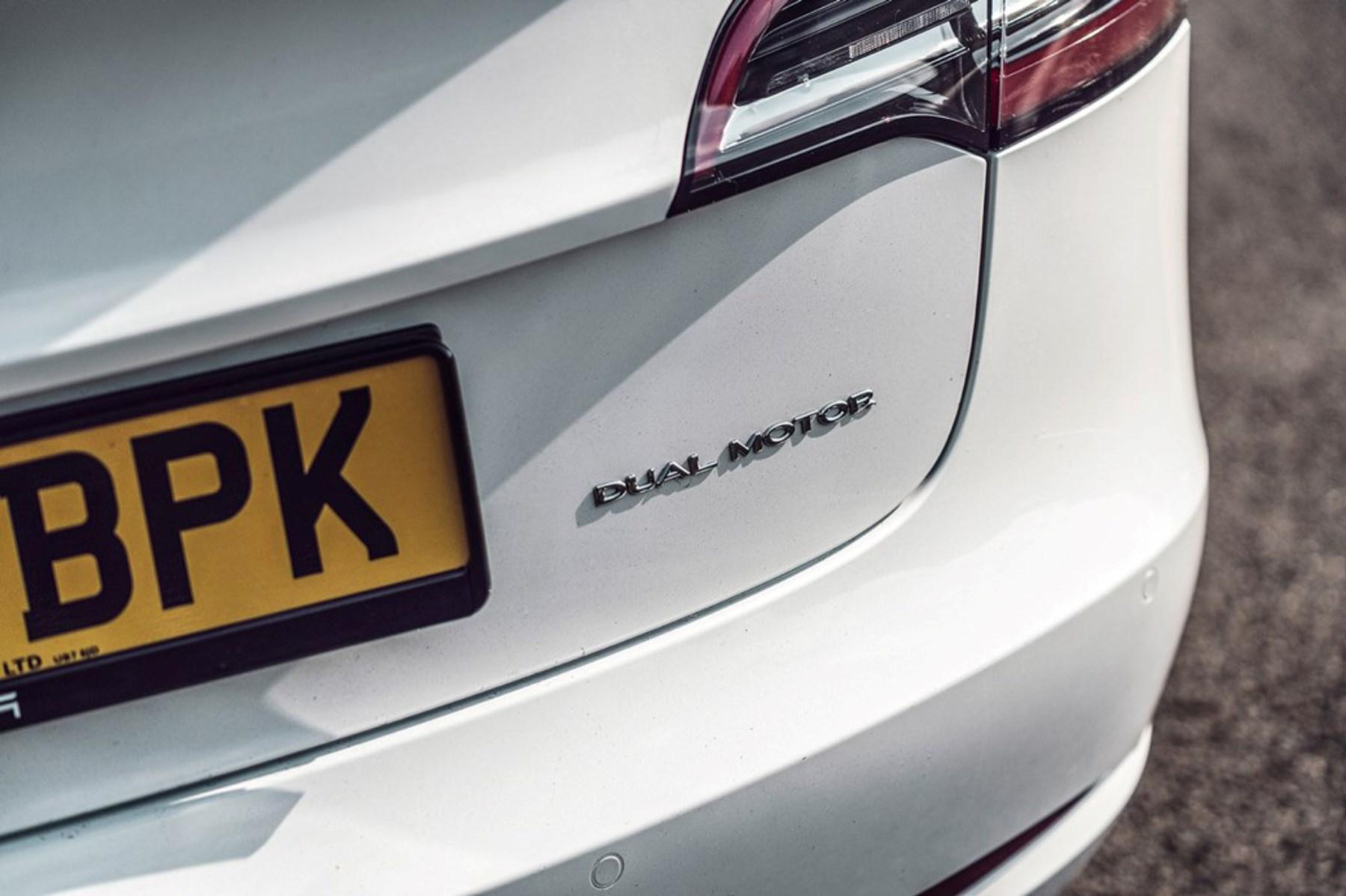 Tesla Model 3 UK review
