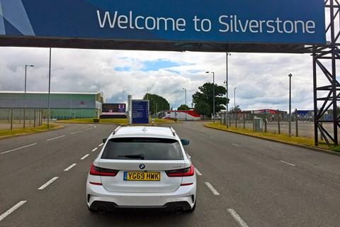 3 touring silverstone